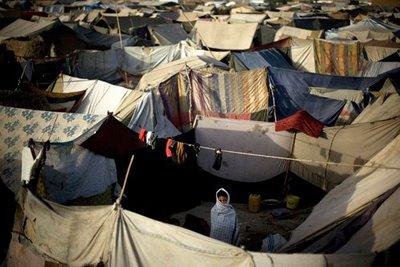 Emilio Morenatti - Young Refugee